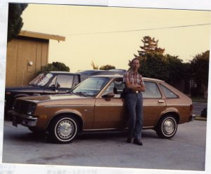 The Chevette.  Yes, it was butt ugly, but everyone had one or knew someone who had one.