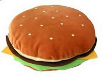 Nothing soaks up grease like a hamburger bun.  Just ask a burger.