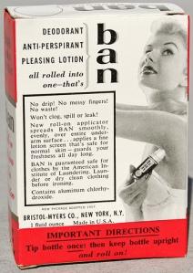 Armpit juice of the 1950's.