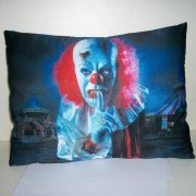clown pillow hole in head