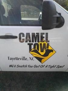 camel tow