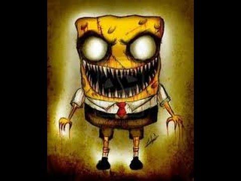 spongebob evil